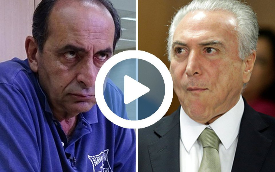 """Prefeito de Belo Horizonte, Alexandre Kalil (PHS), fez duras críticas a Michel Temer. Ao falar em entrevista em vídeo sobre os problemas causados à gestão pública pela corrupção, Kalil disse que quer que Temer """"vá à puta que o pariu""""; """"Não me interessa o Temer. Estou preocupado com o hospital de Barreiro. Não me interessa, ah, ele está se esquivando, eu que que ele vá para a puta que o pariu. Eu quero resolver o problema do pobre que eu prometi aqui"""", disparou Kalil, repetindo a expressão logo em seguida; """"O que importa se o Temer vai ficar. Roubou? Cadeia! Mete ele no xilindró por 300 anos"""", acrescentou"""