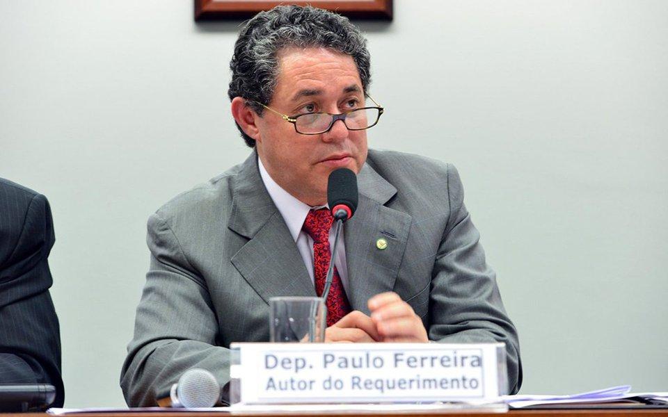 """Ministério Público Federal (MPF) pediu que a Justiça condene o ex-tesoureiro do PT Paulo Ferreira a prisão em regime fechado na ação que apura o suposto recebimento de propina da Petrobras nas obras do obras do Centro de Pesquisas e Desenvolvimento Leopoldo Américo Miguez de Mello (Cenpes); """"Requer-se seja determinado o regime fechado como o regime inicial de cumprimento da pena"""", pediu o MPF; segundo o MPF, o Consórcio Novo Cenpes pagou R$ 20 milhões, entre 2007 e 2012, em propinas para obter o contrato de construção do centro de pesquisas"""