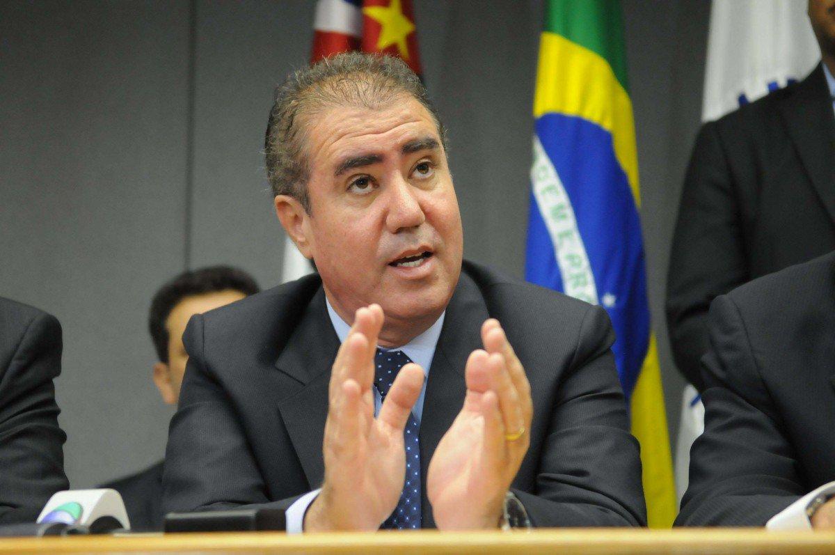 Jonas Donizetti, prefeito de Campinas