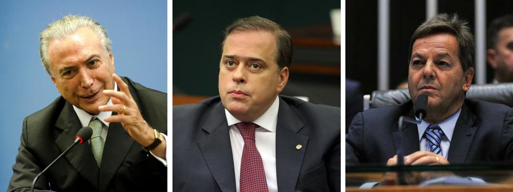 Dados sobre a distribuição de verbas entre os membros da CCJ, divulgados pelo portal de transparência Siga Brasil, atestam: Michel Temer comprou o apoio de parlamentares; liberação das emendas dos dois deputados que relataram, com conclusões opostas, a denúncia tem dinâmicas completamente diferentes; nas duas primeiras semanas deste mês, o volume de recursos empenhados para o deputado Paulo Abi-Ackel (PSDB-MG), autor do parecer favorável, dobrou de R$ 5,1 milhões para R$ 10,1 milhões; na contramão, Sergio Zveiter (PMDB-RJ), que havia análise da denúncia no STF