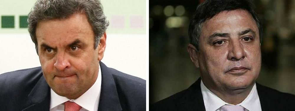 """Aécio Neves não gostou nada de ouvir uma entrevista em que seu aliado, o senador Zezé Perrella (PSDB-MG), comenta o fim do sigilo das delações da Odebrecht e diz que as revelações foram """"estarrecedoras"""" e que o país acordou imerso num """"mar de lama""""; Aécio telefonou para Perrella e lhe deu uma bronca""""Olhe, poucas vezes eu vi uma declaração tão escrota"""", disse ele; Aécio cobrou ainda mais solidariedade do companheiro de partido, inclusive sugerindo possíveis respostas que aliviariam sua barra"""