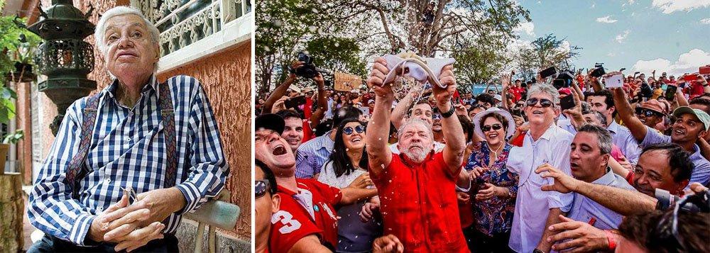 """Economista Carlos Lessa, ex-presidente do BNDES, disse que o País não demonstrou sinais de que sairá da depressão econômica em que se encontra; sobre uma candidatura do ex-presidente Lula, ele diz que ela será """"obviamente vitoriosa""""; """"Do ponto de vista de Presidência da República, se a crise continuar, a candidatura de Lula é, obviamente, a candidatura vitoriosa. Porém, não penso que o PT seja o partido vitorioso. Com isso se criará uma situação muito curiosa: teremos uma renovação enorme na base do Congresso, e as pessoas que vão se eleger são aquelas que se dizem não políticas. Com isso teremos uma espécie de renovação de currículos"""", afirmou"""