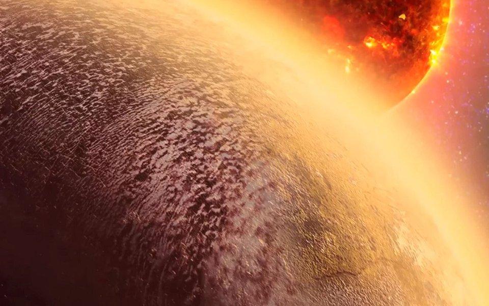 Segundo o portal space.com, é a primeira vez que é descoberta a existência de atmosfera em um planeta de tamanho semelhante ao da Terra; enquanto a atmosfera da Terra é constituída por nitrogênio com grande percentagem de oxigênio, os pesquisadores concluíram que a atmosfera do GJ 1132b é provavelmente mais rica em vapor de água ou metano; exoplaneta GJ 1132b gira em torno da estrela anã GJ 1132, está situado a 39 anos-luz da Terra e tem um tamanho semelhante ao do nosso planeta