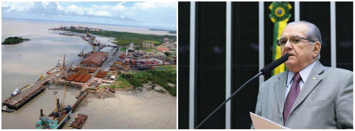 Em depoimento na operação Lava Jato, o delator Raymundo Santos Filho, ex-executivo que atuava em operações da Odebrecht nas regiões Nordeste e Centro-Oeste, revelou que as obras de expansão do Porto do Itaqui envolveram o pagamento de Caixa 2 ao então deputado federal e presidente da Empresa Maranhense de Administração Portuária (Emap), João Castelo (PSDB), morto em dezembro de 2016; segundo Raimundo, na época houve combinação de preços entre as empreiteiras Odebrecht, Andrade Gutierrez e Serverg