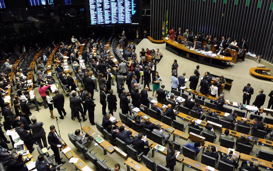 """Em toda nossa história, cheia de golpes violentos ou """"constitucionais"""", jamais tivemos um modelo institucional brasileiro, aquele que pudéssemos chamar de nosso."""