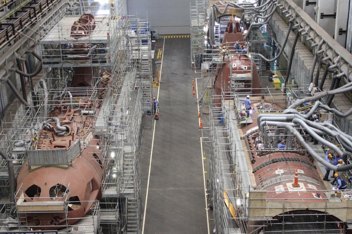 Construção de submarinos brasileiros, Prosub