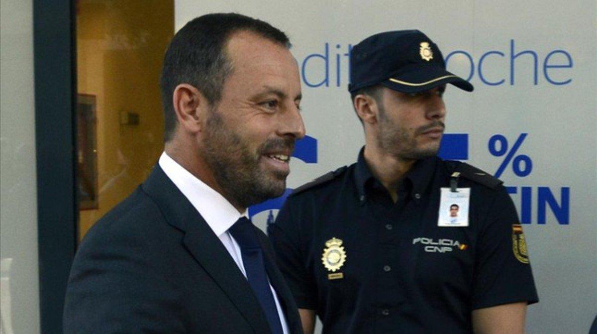 ex-presidente do Barcelona Sandro Rosell é preso em operação contra lavagem de dinheiro