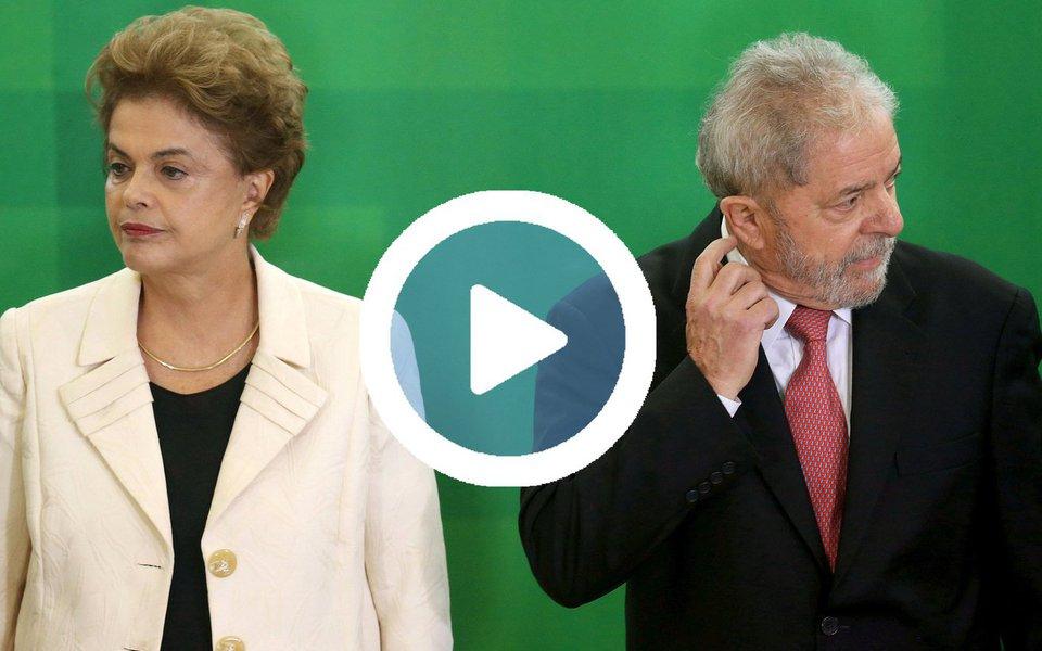 """Ao falar sobre reuniões """"sistemáticas"""" que fazia com lideranças políticas do Congresso enquanto era presidente da República, parte de sua rotina, Lula declarou nesta quarta ao juiz Sergio Moro que se a presidente deposta Dilma Rousseff tivesse feito o mesmo, """"não teria tido impeachment""""; assista ao trecho"""