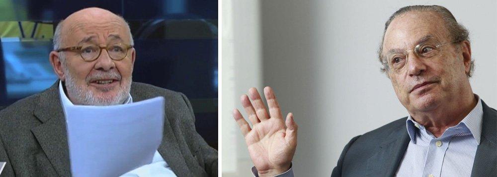 """jornalista Ricardo Kotscho comentou nesta quarta-feira, 24, a condenação do deputado Paulo Maluf (PP-SP) a 7 anos e 9 meses por lavagem de dinheiro pelo STF; """"Bobagem imaginar que esta foi uma decisão histórica, um divisor de águas na Justiça brasileira e que, daqui para a frente, com a Operação Lava Jato, tudo será diferente _ salvo honrosas exceções de alguns presos emblemáticos ainda à espera de julgamento na última instância"""", afirma; para o jornalista, se o STF seguir o mesmo ritmo, Michel Temer e as centenas de denunciados nas delações da Odebrecht e da JBS só deverão ter suas sentenças proclamadas lá para 2040; """"Paulo Salim Maluf poderá ser lembrado no futuro apenas como o símbolo de uma época romântica da corrupção, antes da chegada dos profissionais"""""""