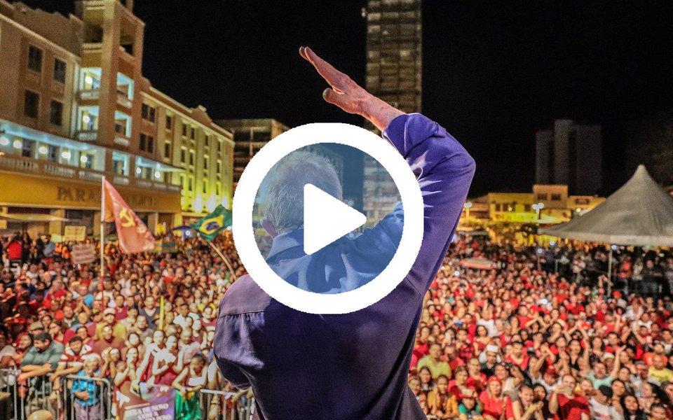 """Uma entrevista do 247 com o jornalista e publicitário Theotonio Cruz Neto, autor da letra e música de """"Caravana da Esperança"""", que anima os comícios de Lula pelo Nordeste e se torna sucesso na internet; """"Fiquei impressionado com as imagens, com as declarações de amor das pessoas e, assim, rapidamente, a canção saiu. Não se trata de um jingle de campanha política, mas apenas de uma singela canção para embalar com um pouco de música e poesia esse movimento cívico que o Lula está conduzindo pelo país"""", diz ele"""