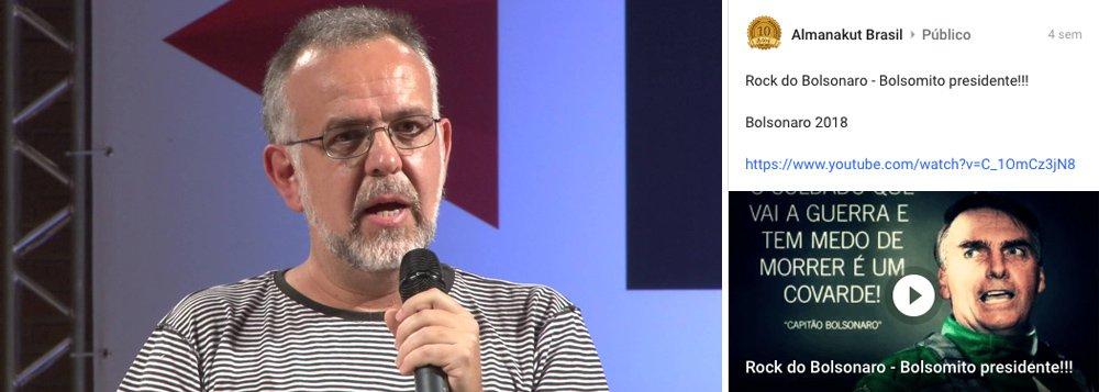 """Jornalista Kiko Nogueira, editor do site Diário do Centro do Mundo, recebeu dois emails com ameaças de morte; defensor da ditadura militar e de Jair Bolsonaro, o agressor virtual diz que """"o comunismo tem que ser combatido ao modo comunista - com pelotão de fuzilamento"""""""