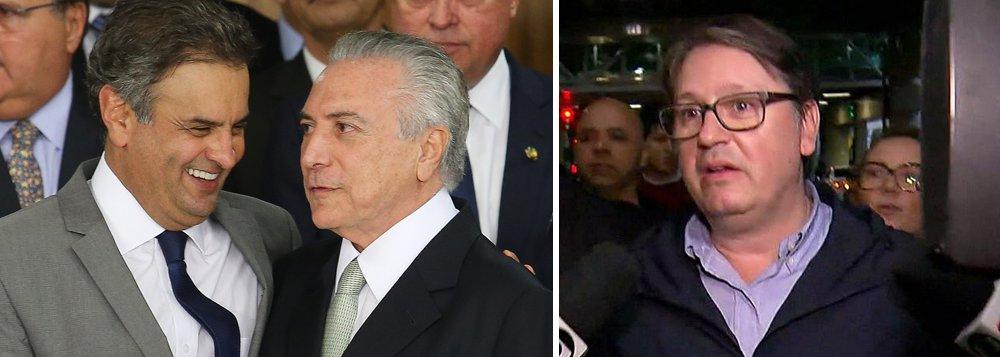 Confira o documento apresentado pelo procurador-geral da República, Rodrigo Janot, ao ministro Luiz Edson Fachin, relator da Lava Jato no Supremo, em que ele pede a abertura de inquérito contra Michel Temer, o senador Aécio Neves (PSDB-MG) e o deputado Rodrigo Rocha Loures (PMDB-PR)