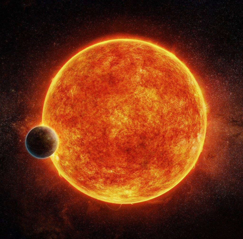 Planeta está localizado a cerca de 40 anos luz da Terra na constelação de Cetus. Entre os 30 exoplanetas já descobertos, LHS 1140b é o que apresenta as melhores condições para a existência da vida
