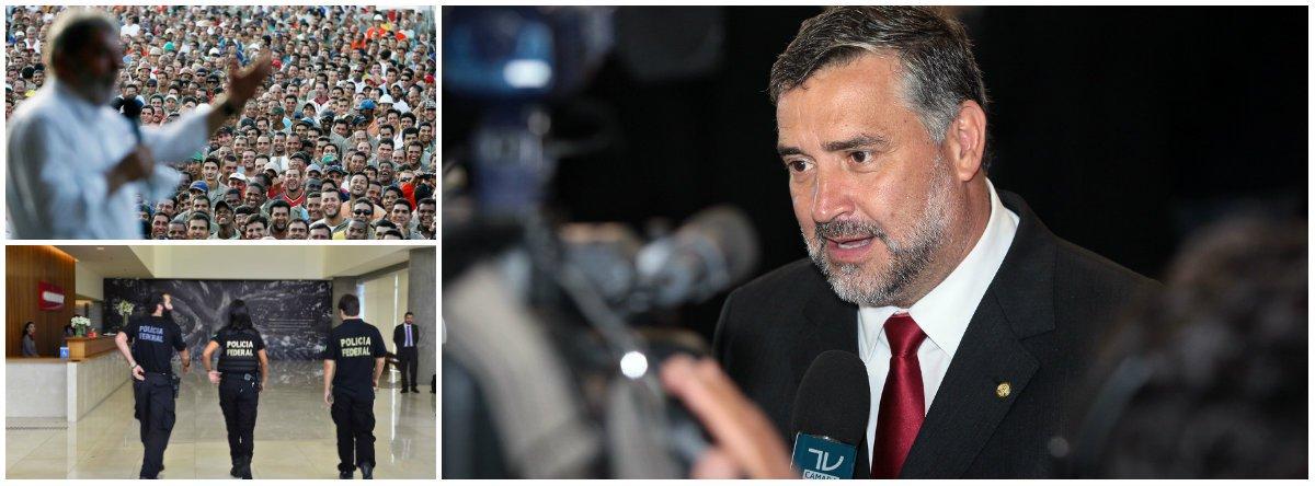 """Os depoimentos de delações premiadas no âmbito da Lava Jato, como o de Marcelo Odebrecht, """"poderiam ser vistos como positivos se a operação comandada pelo juiz Sérgio Moro confirmasse a intencionalidade de combater a corrupção e fizesse essa investigação de forma séria, isenta e guiada por objetivos públicos, não partidários"""", afirma o deputado Paulo Pimenta (PT-RS), que chama a operação de """"farsa""""; ele condena a cobertura da imprensa sobre o caso, em especial a Rede Globo, que """"tratou corruptores como heróis e tornou as peças da investigação um show midiático""""; """"Não há democracia que sobreviva à tirania de um judiciário que se empenha em arrancar delações contra um líder político como Lula pelo fato de ele representar um projeto de esquerda no país"""", destaca Pimenta"""