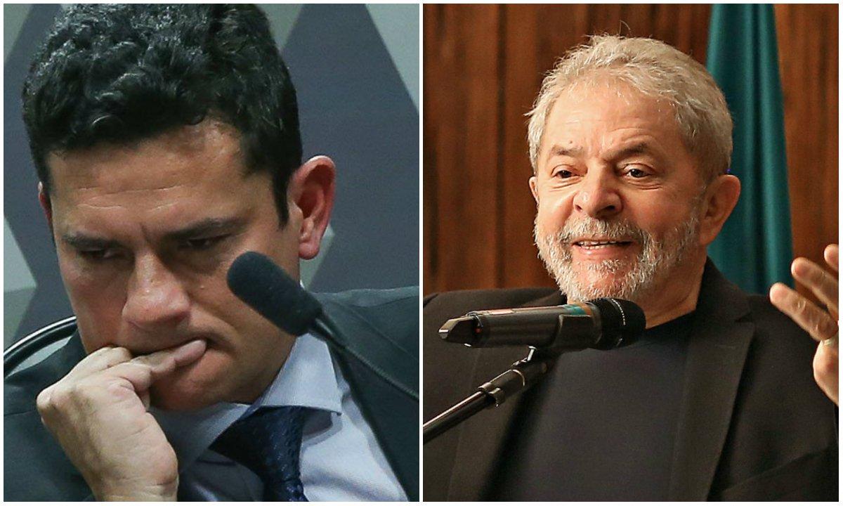 """Jornalista Moisés Mendes avalia, em texto publicado em seu blog, que""""o jornalismo de direita comete um erro grave, quase infantil, ao tentar induzir Sergio Moro a pensar que não há outra saída que não seja prender Lula""""; """"Moro não tem o direito de cometer novas barbeiragens"""", destaca ele, que acredita que o juiz não deve tomar decisão """"em uma ilha, alheio às ansiedades e expectativas de um país inteiro"""""""