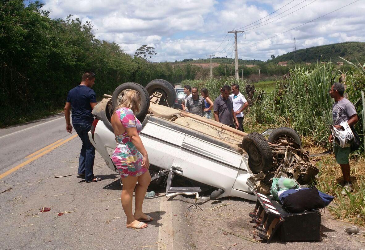 Balanço final da Operação Semana Santa 2017 registrou 19 acidentes de trânsito nas rodovias federais, em Alagoas, contra sete ocorridos no mesmo período de 2016; número representa crescimento de 171%; dos 19 acidentes, sete ocorreram na BR-101, cinco na BR-316 e a BR-104 registrou outros quatro