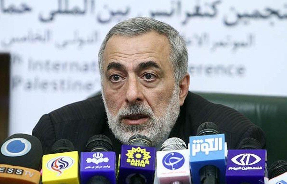 Conselheiro do ministro do Exterior do Irã e ex-embaixador do Irã na República Árabe Síria Hossein Sheikholeslam