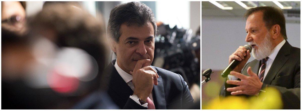 """O governador Beto Richa (PSDB) convidou o ex-prefeito de Bandeirantes Celso Silva, coordenador da pré-campanha de Osmar Dias, para ocupar o cargo no Conselho Técnico na Sanepar (Companhia de Saneamento do Paraná); Silva confirmou o convite formulado por Richa; """"Eu me sinto honrado pelo convite, mas ainda não decidi se aceito"""", despistou o coordenador de Osmar"""