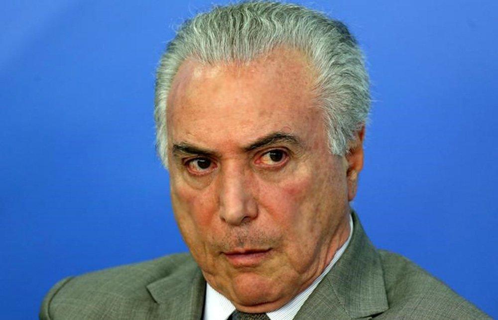 Presidente Michel Temer. 15/12/2016. REUTERS/Adriano Machado