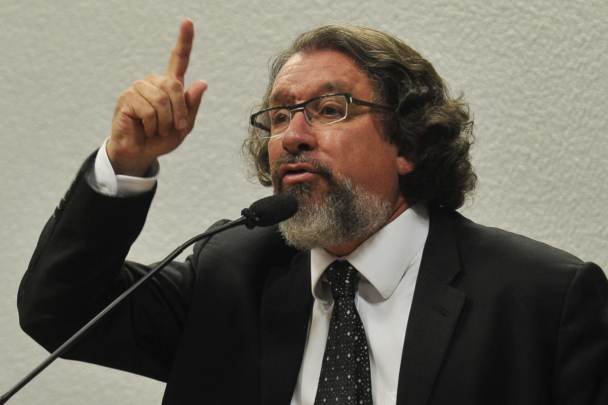 """Antonio Carlos de Almeida Castro, o """"Kakay"""""""