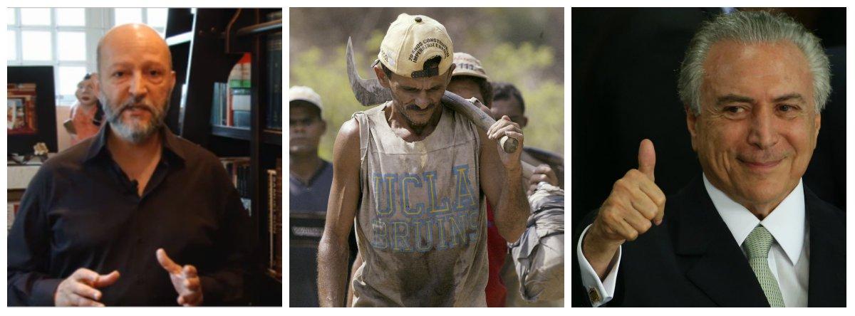 Josias de souza, trabalho escravo, Michel Temer .2