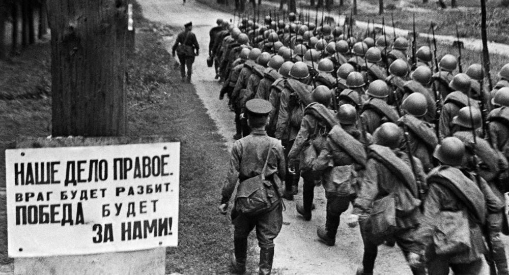 russos contra o nazismo