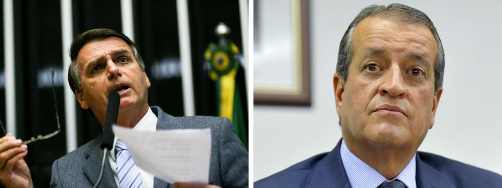 Bolsonaro e Valdemar