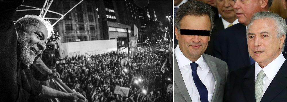 """""""O depoimento de Lula no último dia 14 é um desses raros momentos históricos em que tudo se revela, tudo se torna claro. De um lado esteve Lula, o maior presidente da história do país, só comparável, em sua dimensão política interna, a Getúlio Vargas. De outro lado, estiveram, como sempre, homens pequenos"""", diz o colunista do 247 Marcelo Zero; por outro lado, diz Zero, ogrande país de Lula está se transformando num país pequeno, periférico, quase colonial; """"O outrora país admirado e cortejado está se tornando um país desprezado. Temer não tem agenda externa e é motivo de piadas pelo mundo afora por sua misoginia e mediocridade. Os ratos nos causam vergonha planetária"""""""