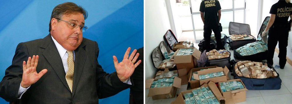 """O Superintendente da Polícia Federal na Bahia, Daniel Madruga, disse que os R$ 51 milhões encontrados ontem num apartamento em Salvador e atribuídos ao ex-ministro Geddel Vieira Lima foram depositados em juízo, para que seja investigada a procedência das cédulas; """"O dinheiro, após contabilizado, foi depositado na Caixa Econômica Federal, numa conta vinculada ao processo. Importante destacar que possuir e ter o dinheiro, por si só, não é crime. Essa investigação, que está em curso em Brasília, vai apurar se a origem do dinheiro é ou não lícita"""", diz Madruga"""