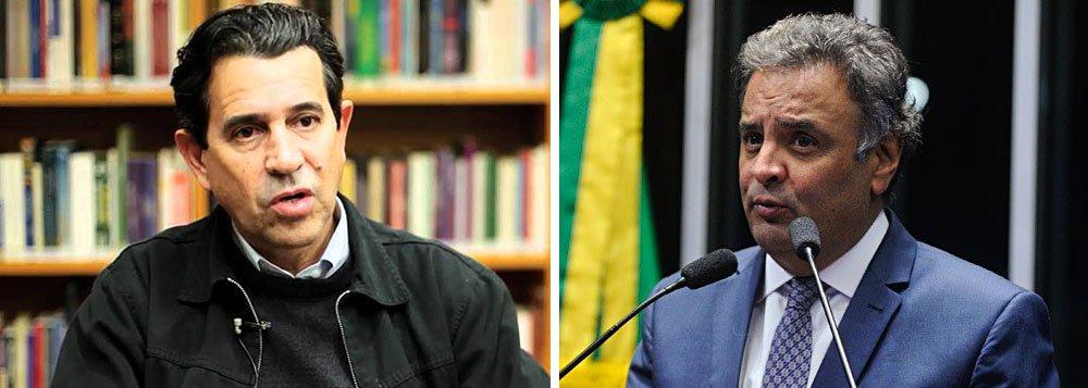 """Ex-secretário do ex-presidente FHC, Xico Graziano desferiu o mais duro ataque contra o senador Aécio Neves (PSDB-MG); ele não apenas o culpa pela falência da social-democracia brasileira como também aponta o desastre da aliança entre PSDB e PMDB em torno de Michel Temer; """"Eu preferia assisti-lo fazendo uma autocrítica, reconhecendo seus erros, explicando seus motivos e se desculpando à nação. Deixaria o comando do PSDB para se defender. Mas não. Aécio prefere juntar-se à tropa dos denunciados, notórios personagens da endêmica corrupção organizada na era lulopetista. A cada lance dessa saga que a todos atormenta, mais afunda o PSDB na lama"""", escreve em artigo; ele defende """"total renovação"""" do PSDB eaté a mudança do nome da sigla"""