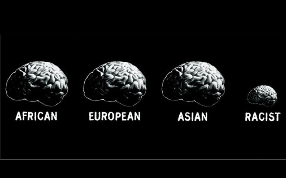 A intolerância é causa de incontáveis sofrimentos de indivíduos e de sociedades inteiras, vítimas das diferentes formas do preconceito: racial, cultural, religioso, de conduta sexual, ideológico, etc etc etc. O racismo – forma primária de intolerância – é, possivelmente, o mais abominável de todos os sentimentos humanos.Existe desde que o mundo é mundo, e continua a existir nos dias de hoje, como um estigma odioso que pode se manifestar em qualquer pessoa desavisada. Diante do quadro geral de intolerâncias que se desenha no Brasil de hoje, vale a pena o repeteco desta matéria, que publiquei recentemente com o título ligeiramente alterado.