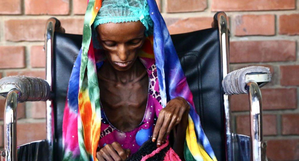 O mundo enfrenta hoje sua maior crise humanitária desde 1945 (fim da Segunda Guerra Mundial), com mais de 20 milhões de pessoas em quatro países enfrentando as agruras da fome, segundo alertou o chefe humanitário da ONU, Stephen O'Brien