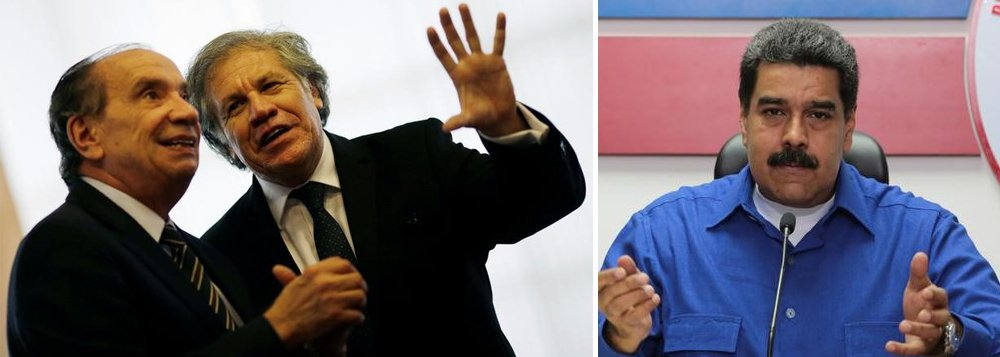 """Secretário-geral da Organização dos Estados Americanos (OEA), Luis Almagro, disse nesta segunda-feira, 10, que aVenezuela precisa de um governo legítimo, o que só acontecerá com novas eleições;""""É absolutamente fundamental que essa alteração de ordem constitucional da Venezuela seja revertida e o país, redemocratizado"""", Almagro, após reunião com o ministro Aloysio Nunes; ele citou ainda a existência de presos políticos, de uma crise humanitária, a falta de separação dos Poderes, e a repressão às manifestações, que classificou como """"brutal"""", como exemplos da crise democrática porque passa o país"""