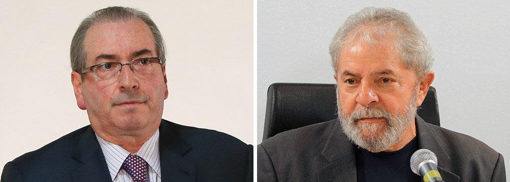 Teoria dos procuradores da Lava Jato do Paraná é que o PMDB e Eduardo Cunha foram beneficiários da corrupção do governo Lula na Petrobras, aponta reportagem do Jornal GGN, do jornalista Luis Nassif