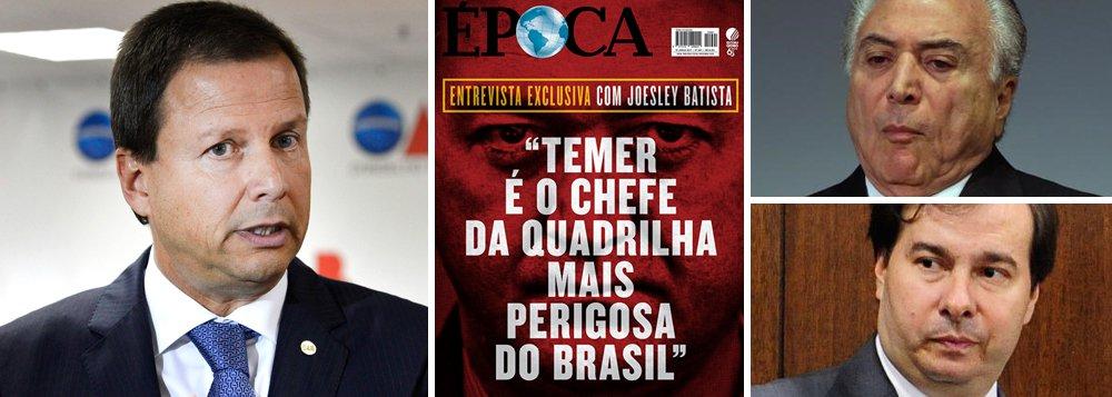 """O presidente da Ordem dos Advogados do Brasil, Claudio Lamachia, voltou a pedir a queda de Michel Temer, após a bomba deste fim de semana, em que ele foi acusado pelo empresário Joesley Batista de comandar a """"maior e mais perigosa organização criminosa"""" do Brasil; segundo Lamachia, o Brasil não pode continuar pagando a conta por """"atitudes pouco republicanas tomadas pelos ocupantes do Poder""""; ele também criticou o """"cinismo"""" do presidente da Câmara, Rodrigo Maia, que estaria ignorando os pedidos de impeachment já apresentados – um deles, pela própria OAB; Lamachia, no entanto, não se desculpou por ter apoiado o golpe parlamentar de 2016, que derrubou Dilma Rousseff, a presidente legítima e honesta, instalando uma quadrilha no poder"""
