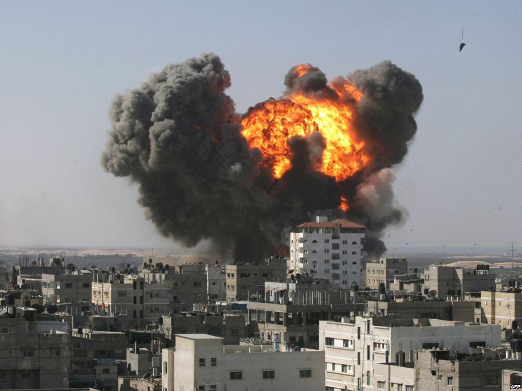 Ataque aéreo na Síria, bombardeio, terrorismo