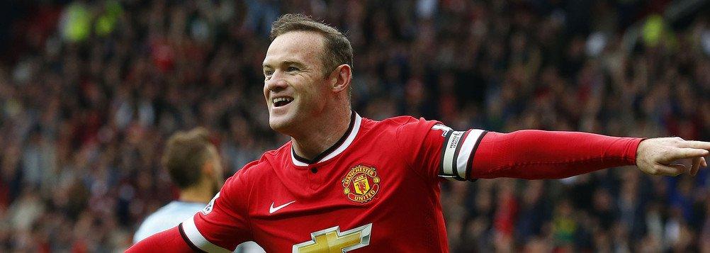 Wayne Rooney marcou no seu retorno ao time titular do Manchester United, que venceu o Burnley, por 2 a 0 pelo Campeonato Inglês, e encostou nos quatro primeiros colocados, estendendo sua sequência invicta na liga para 23 jogos; Rooney, cuja última partida como titular havia sido em 4 de março, começou jogando pela segunda vez em 2017, na ausência do machucado Zlatan Ibrahimovic, e com Mourinho optando por deixar o embalado jovem Marcus Rashford, de 19 anos, no banco de reservas