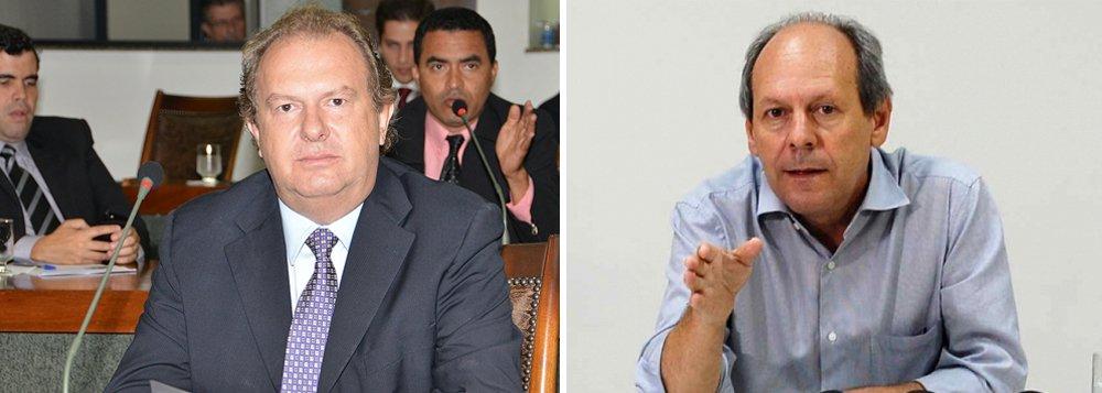 """A sessão da Assembleia Legislativa terminou sem deliberação alguma; estavam na pauta dois empréstimos que somam R$ 573 milhões pleiteados pelo governo estadual junto à Caixa Econômica; presente na Casa, o prefeito de Araguaína, Ronaldo Dimas (PR), condenou o que chamou de """"manobra"""" e """"golpe"""" dos deputados para prejudicar a duplicação da TO-222; o presidente do Legislativo estadual, Mauro Carlesse (PHS), afirmou que a obra """"está garantida"""" mesmo com a mudança do texto original;""""E nós temos compromisso com os 139 municípios, independente de tamanho"""""""
