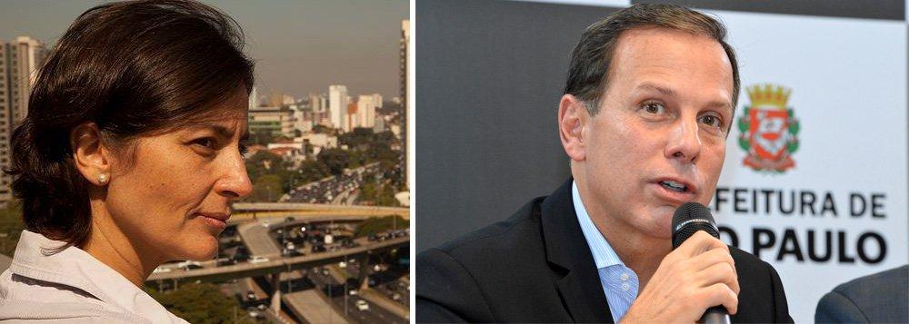 """Dois dias depois de ser exonerada da Secretaria de Desenvolvimento e Assistência Social de São Paulo pelo prefeito João Doria por meio de um vídeo constrangedor exibido na conta pessoal dele, Soninha Francine (PPS-SP) fala ao 247 que teve """"vários embates"""" com o tucano, e que Doria só pensa em 2018; """"está encantado com a ideia de ser presidente""""; diz, porém, que votaria nele para presidente """"só num segundo turno""""; Soninha faz elogios à Lava Jato, mas critica a demonização da esquerda; """"Parece que o problema agora é a esquerda. A ditadura era de direita e aí entrou a esquerda e estragou tudo! Pronto, quem é de esquerda é vagabundo, safado, ladrão e, portanto, a saída é pela direita""""; confira a íntegra da entrevista exclusiva"""