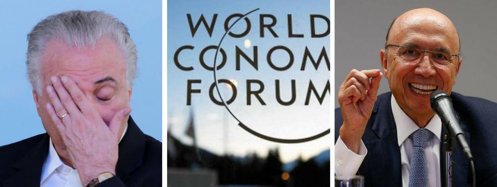 Temer Meirelles Davos
