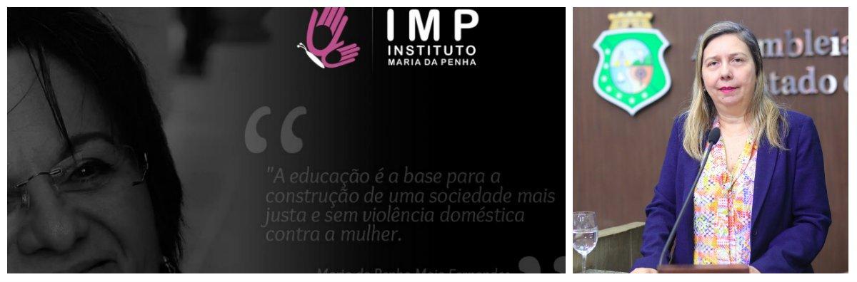 Por iniciativa da deputada estadual Rachel Marques, a Assembleia Legislativa do Estado do Ceará realiza, nesta quarta-feira (16), sessão solene em comemoração aos 11 anos da Lei 11.340/06, conhecida como Lei Maria da Penha, que objetiva proteger as mulheres de abusos e agressões e se constitui como um marco no combate à violência contra a mulher no Brasil.Durante a solenidade serão prestada várias homenagens, entre elas, ao Instituto Maria da Penha