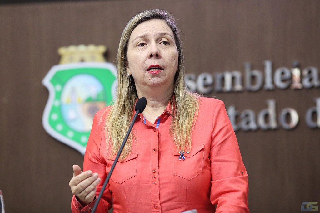 """A deputada Rachel Marques (PT) repudiou nesta quarta-feira (10) os ataques contra os acampamentos de defensores do ex-presidente Lula em Curitiba. De acordo com ela, mesmo que a vigília de mobilização tenha sido pacífica, ela foi covardemente atacada por provocadores. """"Precisamos estar altivos para defender o estado democrático de direito, entendendo que esta vigília que está acontecendo em Curitiba é em defesa do ex-presidente Lula, mas também é em defesa da democracia, já que não há nenhum crime comprovado contra ele"""". A parlamentar disse ainda que o petista é alvo de perseguição política porque lidera todos os cenários eleitorais e criticou o juiz Sérgio Moro por negar o pedido para gravar o depoimento"""