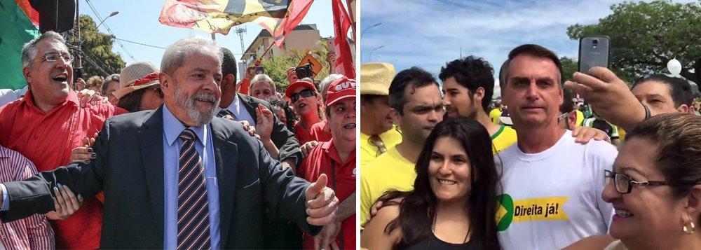 O que os super-ricos da avenida paulista desejam é um presidente que dê continuidade ao plano econômico do governo de Michel Temer. Embora com visões totalmente divergentes sobre o Brasil, Lula e Bolsonaro não são essa garantia, ao contrário de Alckmin e Doria
