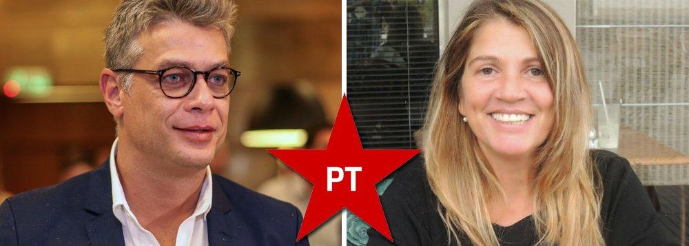 Os atores Fábio Assunção e Tássia Camargo decidiram se filiar ao PT – uma tendência que tem crescido desde que o ex-presidente Lula foi condenado pelo juiz Sergio Moro