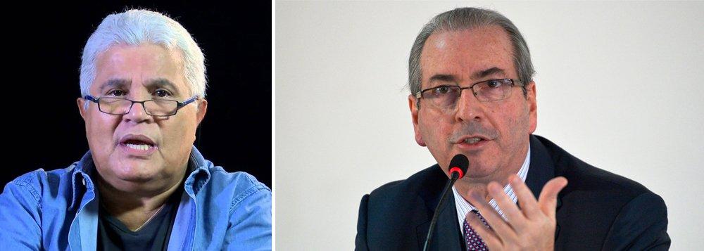 Colunista do Globo noticia que o ex-deputado Eduardo Cunha (PMDB-RJ), que está peso, decidiu firmar acordo de delação premiada no âmbito da Lava Jato; segundo a delação do empresário Joesley Batista, da JBS, o ex-presidente da Câmara vinha recebendo dinheiro para ficar em silêncio
