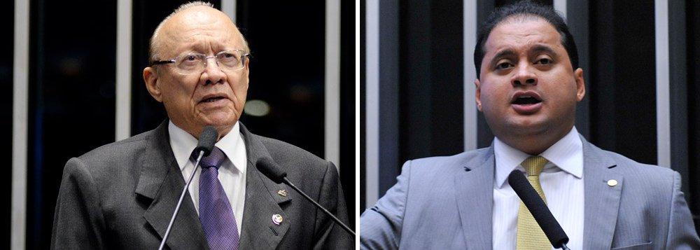 O senador João Alberto Souza (PMDB-MA) é titular da CPMI para investigar supostas irregularidades envolvendo o grupo J&F em operações realizadas com o BNDES, entre 2007 e 2016; outros dois maranhenses também fazem parte da Comissão, o senador Roberto Rocha (PSB) e os deputados Weverton Rocha (PDT) e Juscelino Filho (DEM)