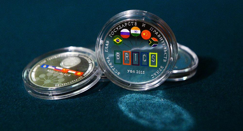 moeda dos BRICs
