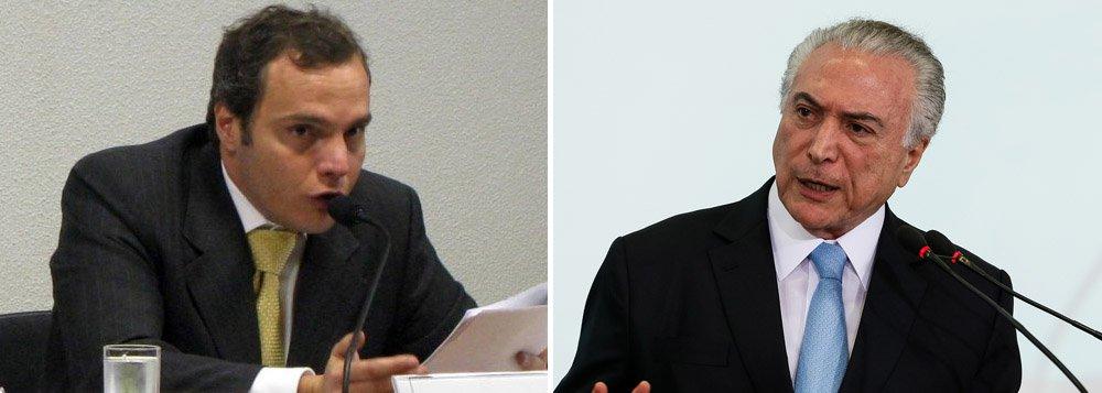"""Na negociação com os procuradores da Lava Jato para virar delator, o operador Lúcio Funaro afirmou em depoimento prestado à Polícia Federal nesta semana ter administrado caixa 2 do PMDB e revelou que Michel Temer, que presidiu o partido entre 2001 e 2016, tinha conhecimento de detalhes do financiamento da legenda; ele revelou ainda como funcionavam nomeações do partido a cargos públicos, associadas a desvios de recursos; de acordo com o Palácio do Planalto, Temer """"somente tinha conhecimento de doações legais ao partido"""""""