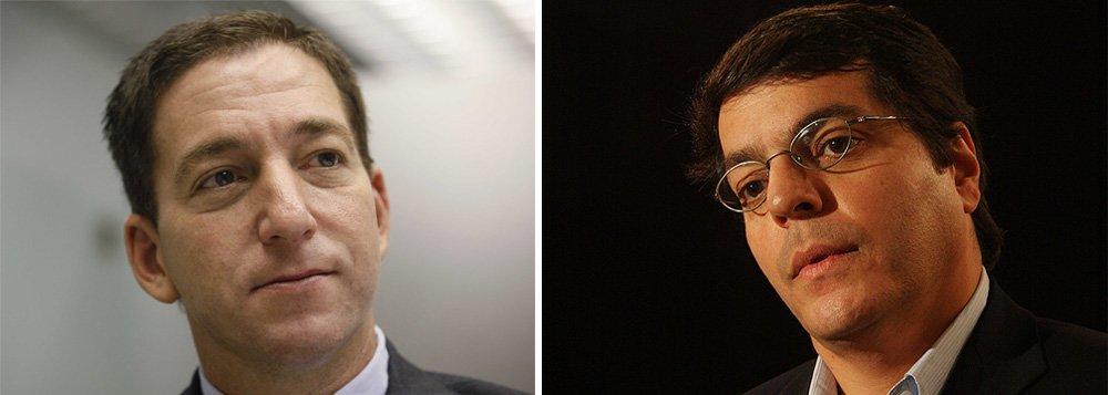 """Jornalista norte-americano Glenn Greenwald, do portal The Intercept, ironiza o artigo do diretor de jornalismo da TV Globo, Ali Kamel, em que ele refuta a ideia de que não há diversidade na emissora; """"Eu tive uma cirurgia no joelho em outubro e assisti @GloboNews. A falta de diversidade de opiniões foi chocante"""", comenta Greenwald; para ele, defesa de Kamel é """"grande piada"""""""