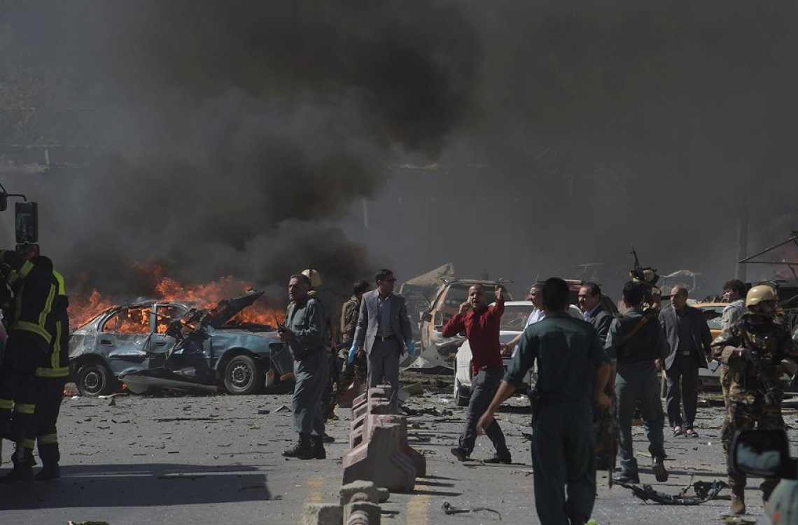 Atentado em Cabul, Afeganistão